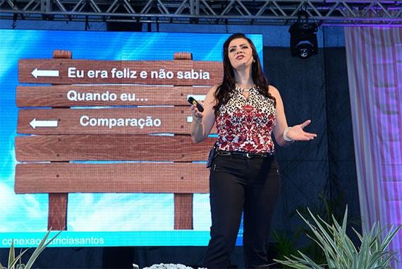 Patrícia Santos Conexão